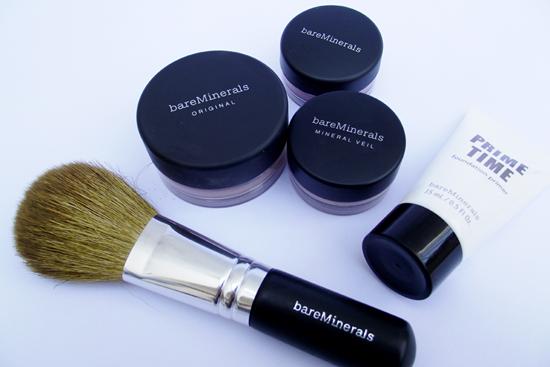 Get Started Kit bareMinerals - produtos