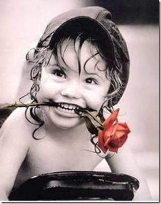 niña con flores (3)