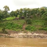 Villages à flanc de colline