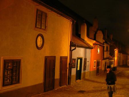 Obiective turistice Praga:  Ulita de aur