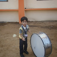 Pre Primary on 6th February 2014 GDA Harni