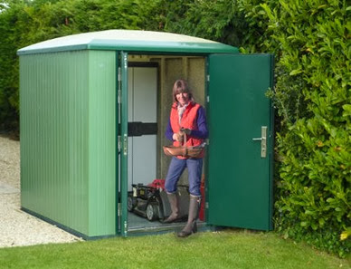 secure garden shed-sml