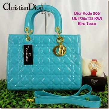 DIOR 306 (195.000) - Vernis Waterproof, 28 x 23