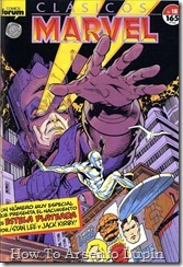 P00021 - Clásicos Marvel nº18 y  .