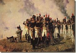 Napoléon à Borodino (Vereshagin)