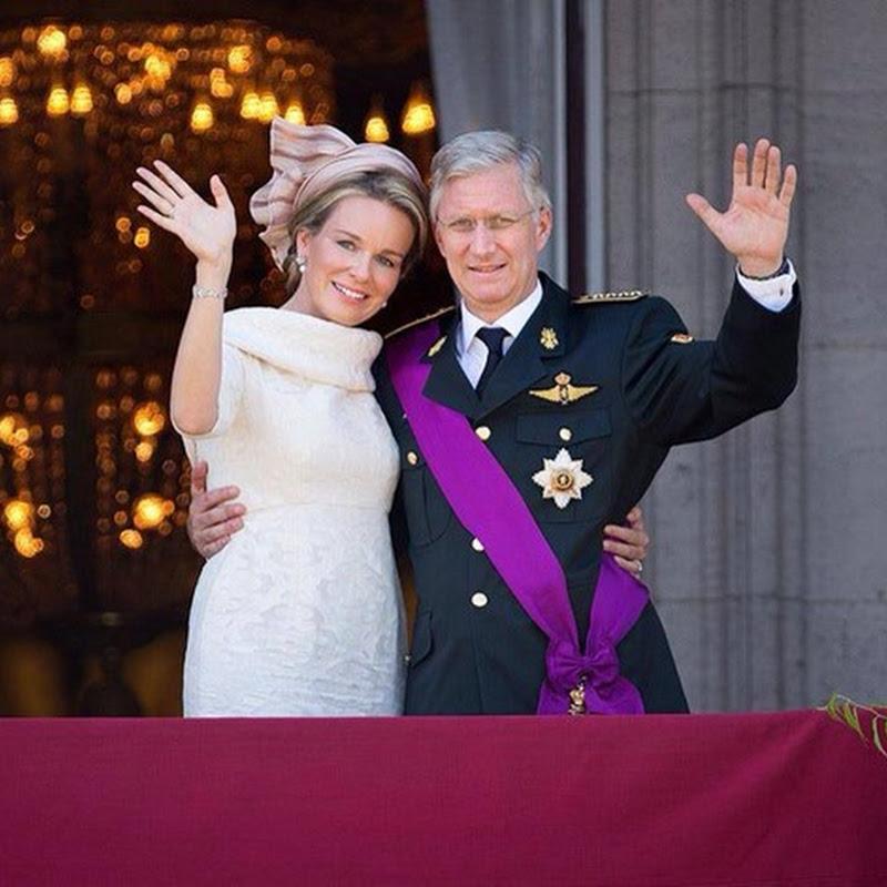 Belgium welcomes new King Philippe