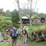 Recorriendo el Trekking del Inca con Ecoexploradores