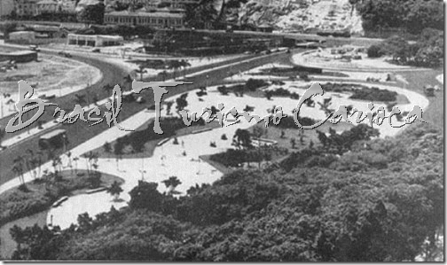 Praia de Botafogo -Mourisco- 1954