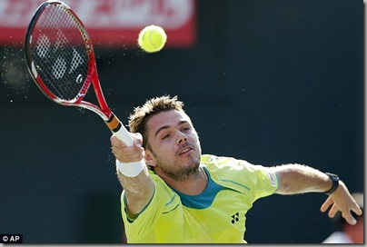 Wawrinka -japan open