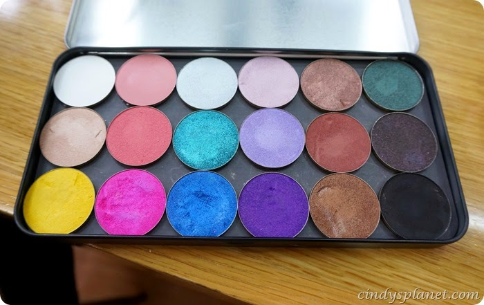 Mufe Eyeshadow5