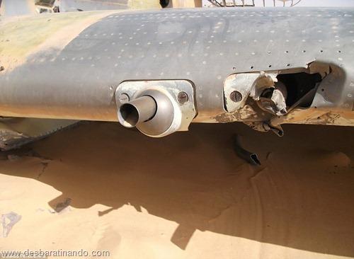 aviao Kittyhawk P-40 encontrado no deserto 70 anos desbaratinando  (2)