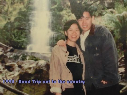 Melbourne Falls 1998