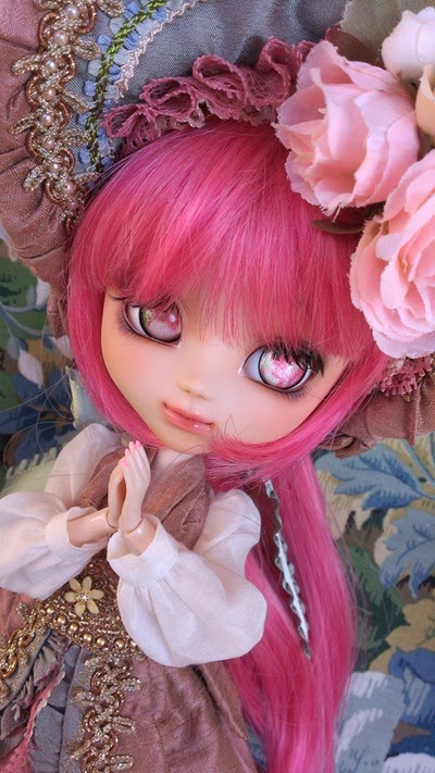 Forest Flower Princess Custom Pullip *chocola* 02