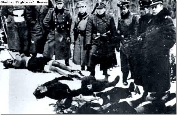 Holocaust - Nazis Execute Jews
