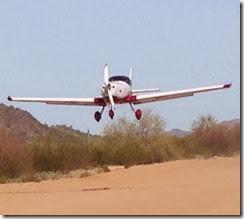 Eddie take off