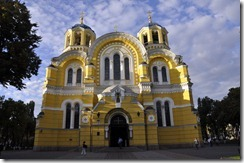 08-22 1 Kiev 105 800X  cathedrale saint Volodymyr