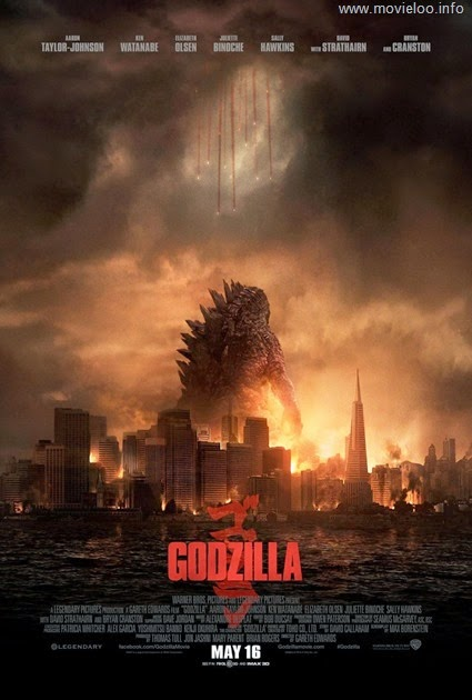 Godzilla (2014) 720p - TCRIP-CROPPED -799MB -scOrp