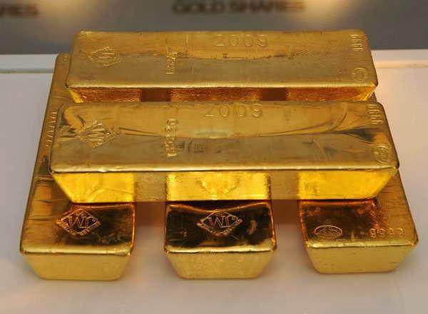 99% do ouro da Terra está no seu núcleo