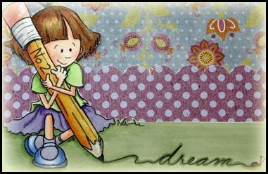 Sassy Cheryl's, A No. 2 Pencil and a Dream
