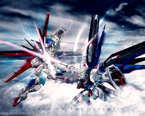 gundam anime wallpapers papeis de parede download desbaratinando (3)