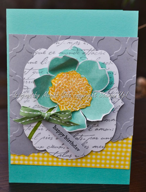 Stampin'Up! Boutique Blossom