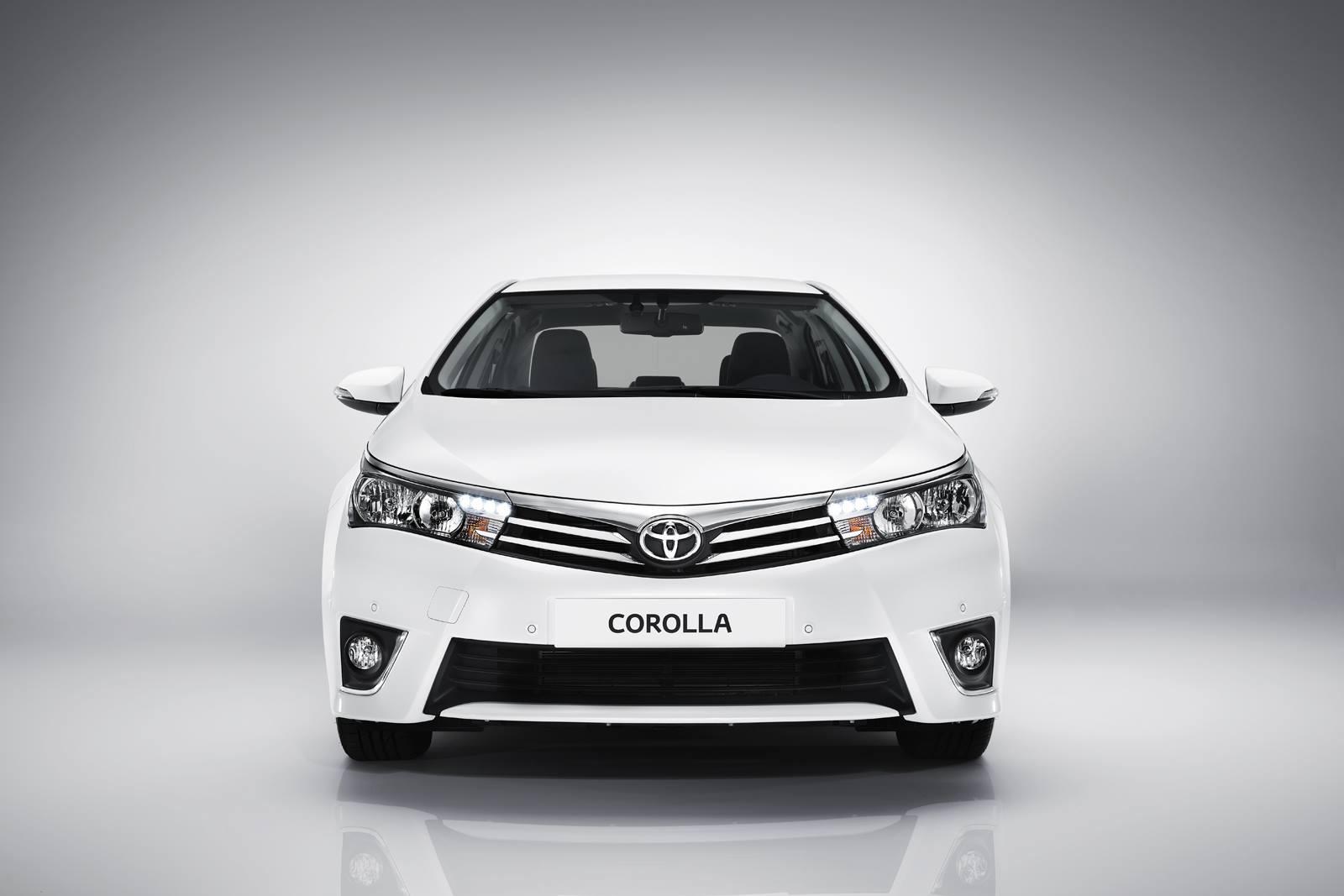 Toyota Corolla 2014 Sedan