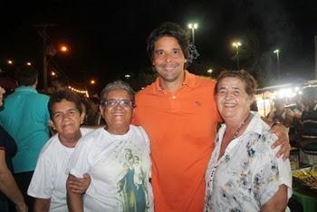 Felipe Maia na procissão dos Navegantes 04