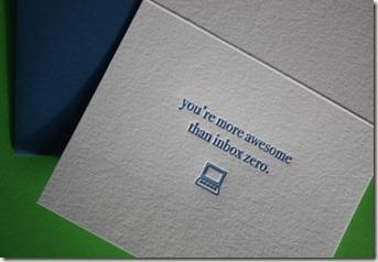 Inbox Zero - Valentines