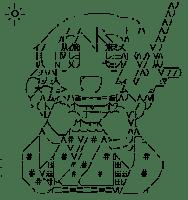 Yuno AirDance (Hidamari Sketch)