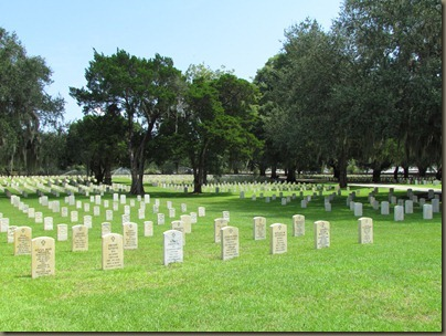 Beaufort National cemetary