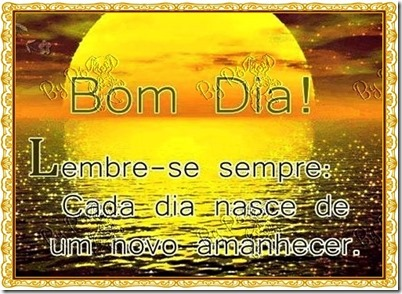 27 DE JULHO...BOM DIA