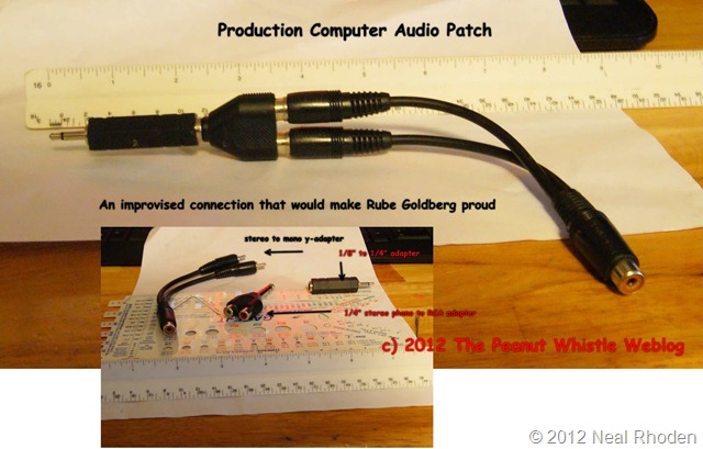 Audio Patch