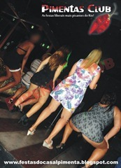 Vem dançar pelada!!