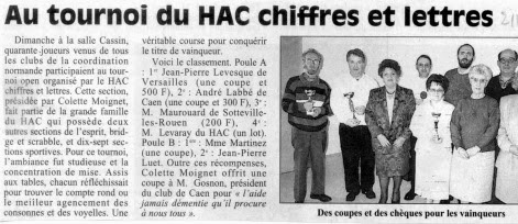 Le Havre 1995
