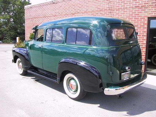 suburban 1956