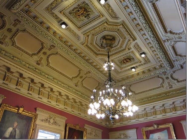 Palácio da Bolsa - Sala dos retratos