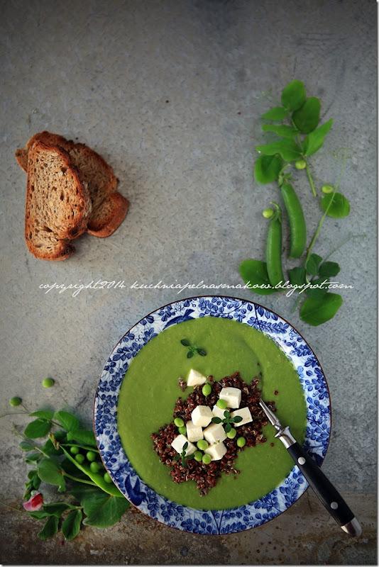 zupa krem z zielonego groszku (6)