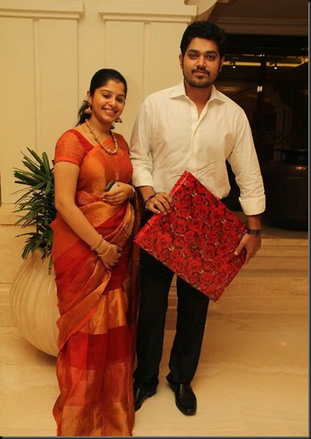 Celebrities at Sneha and Prasanna Wedding Reception_24