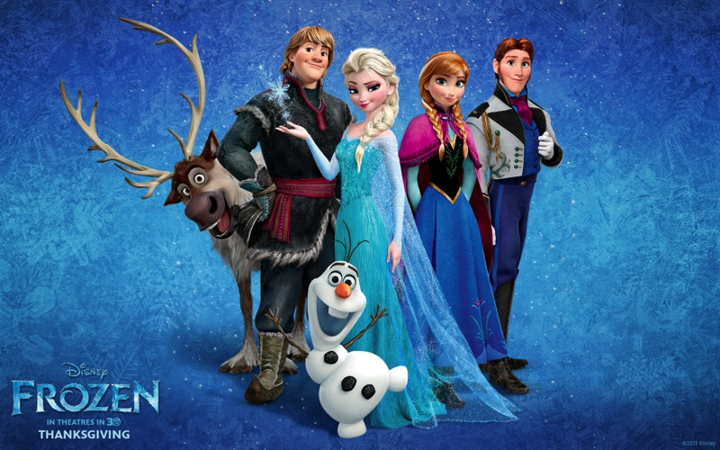 Frozen Wallpaper 1280x800