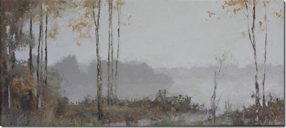 niebla en Karelia-Alexander-Zavarin-ENKAUSTIKOS