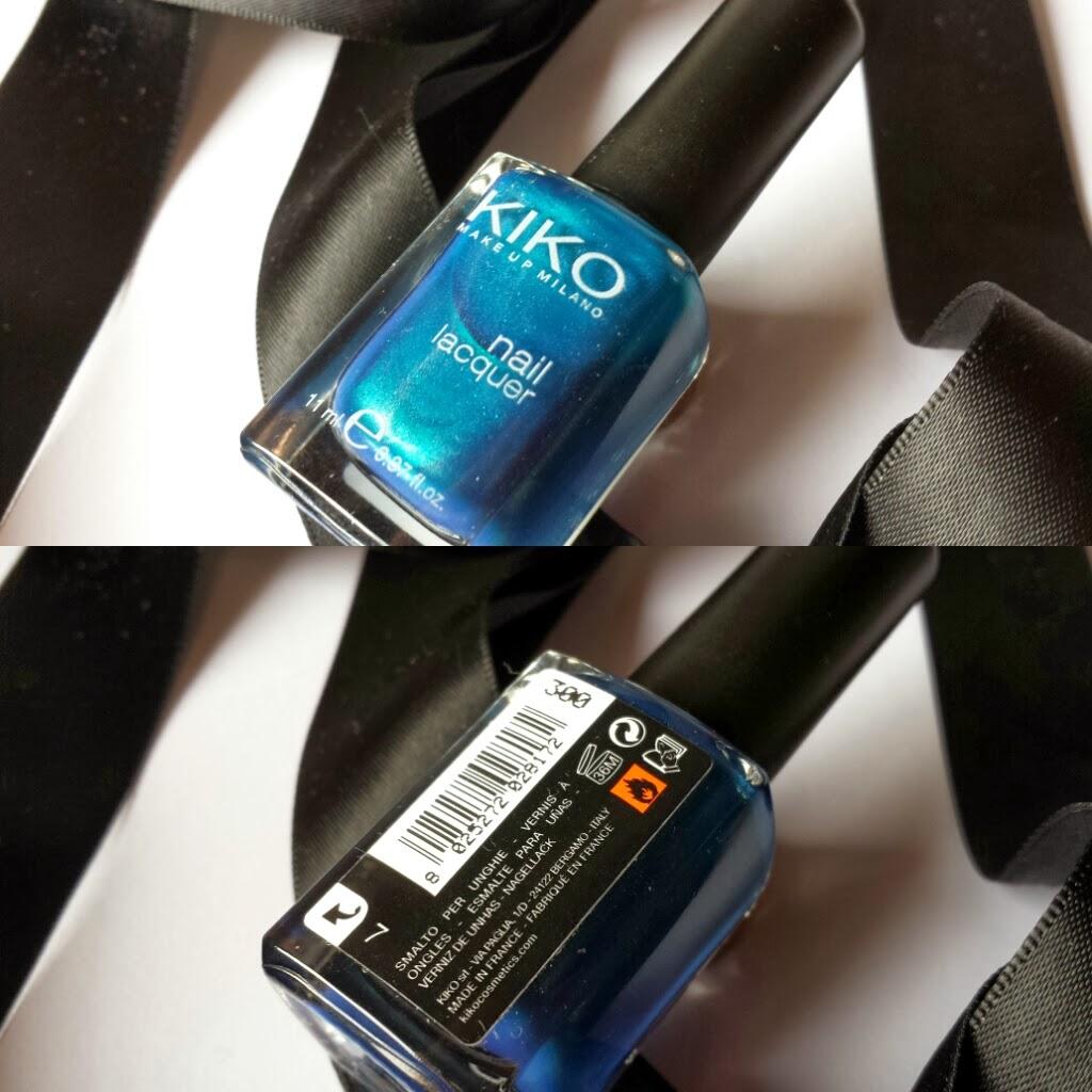 Sweet Elyse Kiko Makeup Nail Art In An Instant