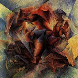 10.-Umberto Boccioni. Dinamismo de un futbolista