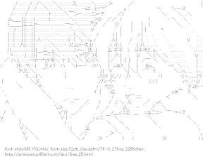 [AA]Nanase Haruka & Hazuki Nagisa (Free!)