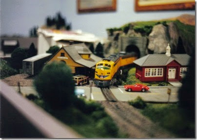 01 My Layout in Summer 2002