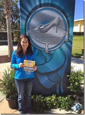 Princess Half Marathon Expo