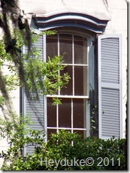 Savannah architectural detail