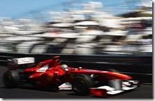 Alonso a Monaco