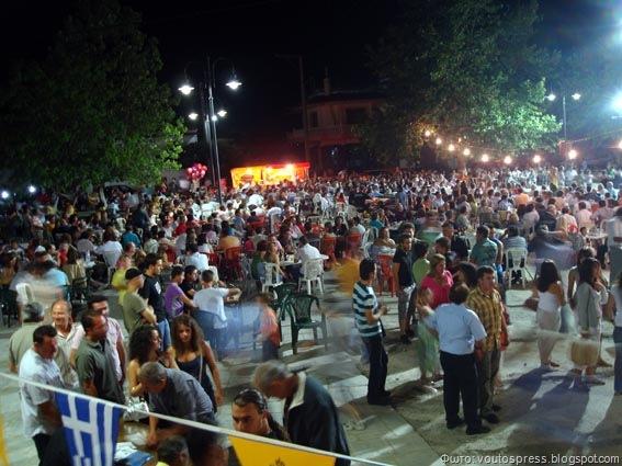Πανηγύρι στο Ρατζακλί (28-8-2012)