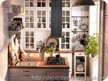 Кухонная посуда и утварь в декоре интерьера 2