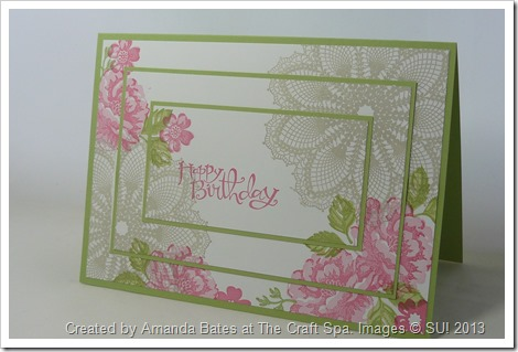 Amanda Bates, The Craft Spa, SU UK demonstrator , Stippled Blossoms, Hello Doily (7)